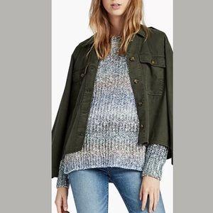 Lucky Brand Ombré Knit Sweater